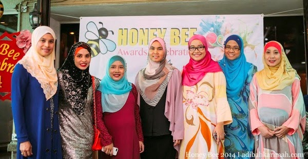 Honey Bee Award Celebration bersama Hebat Berniaga Online team
