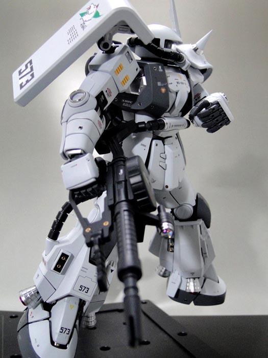 MG Zaku II Shin Matsunaga