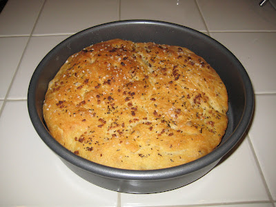 America's Test Kitchen Rosemary Focaccia Bread