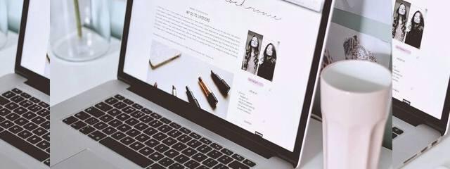 Computador e blog