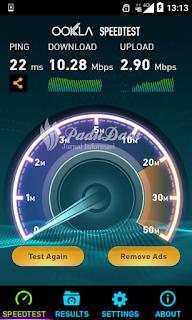 Hadir di Cirebon Jaringan 4G LTE Smartfren Lewati 10 Mbps