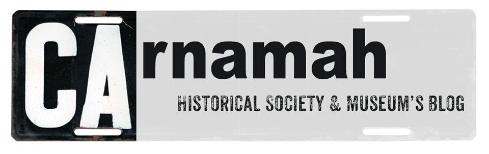 Carnamah Historical Society & Museum's Blog