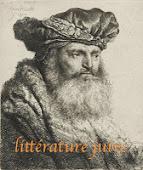 littérature juive