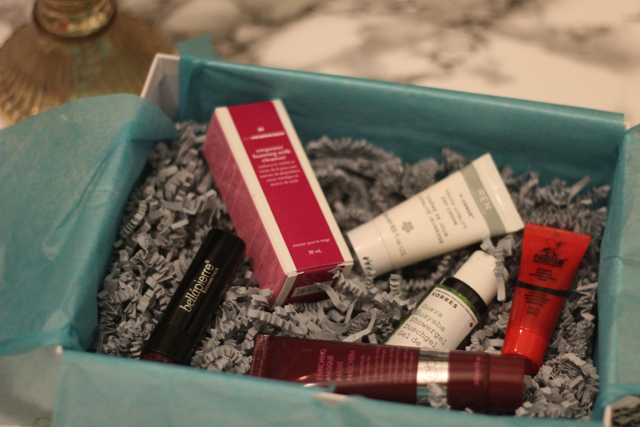 look fantastic november beauty box 2015
