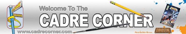 Cadre Corner Studios News