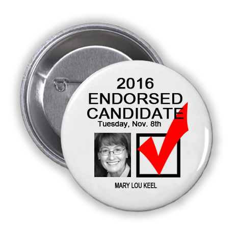 RACE FOR JUDGE, COURT OF CRIMINAL APPEALS, PLACE 2 -- Mary Lou Keel