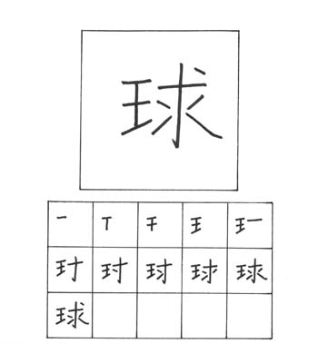 kanji bola