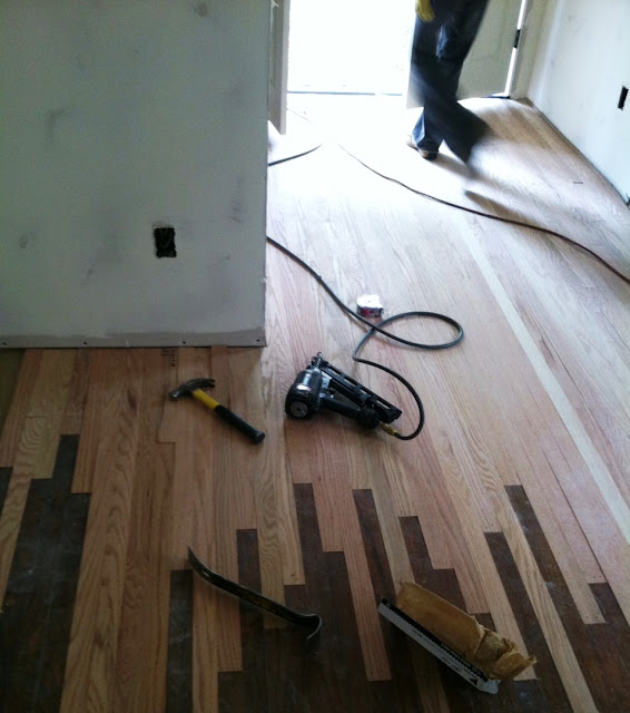 Choosing a Stain for Our Hardwoods