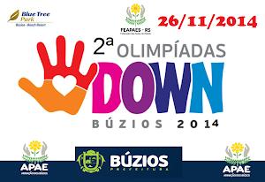 2 ª Olimpíada Down de Búzios
