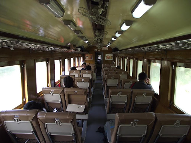 More fascinating way to journey from Bangkok to Koh Samui by Train