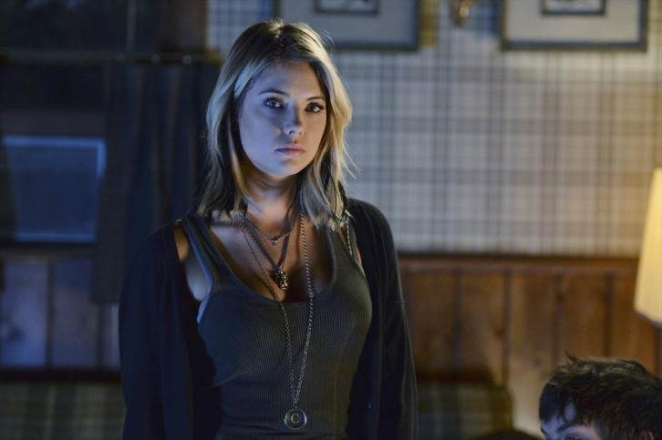 Pretty Little Liars - Episode 5.08 - Scream For Me - Promotional Photos
