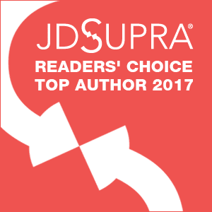 JD Supra Readers' Choice Award Recipient 2017