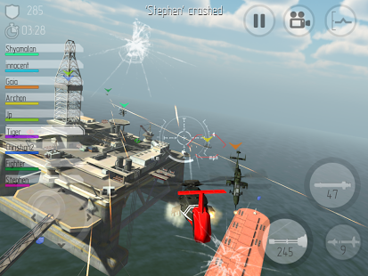 C.H.A.O.S Multiplayer Air War Full Version Pro Free Download