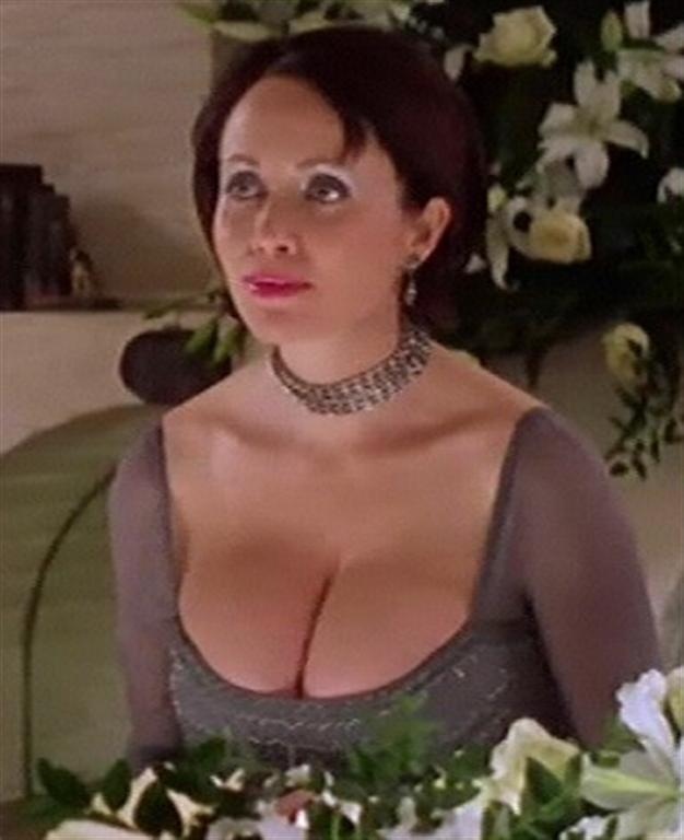 Lysette anthony boobs