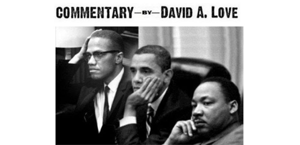 Commentary by David A. Love