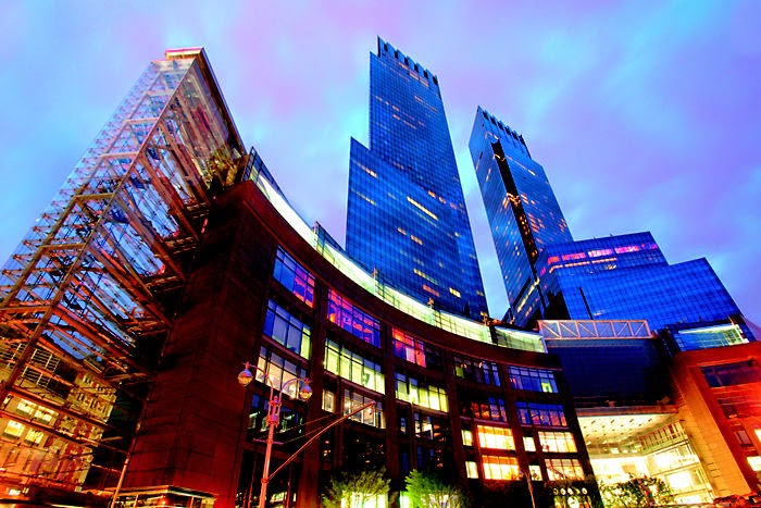 Time Warner Center em Nova York