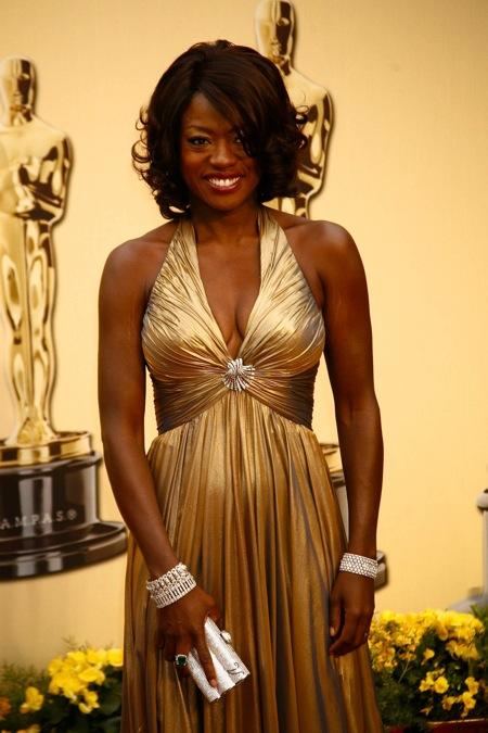 Elegant Black Woman