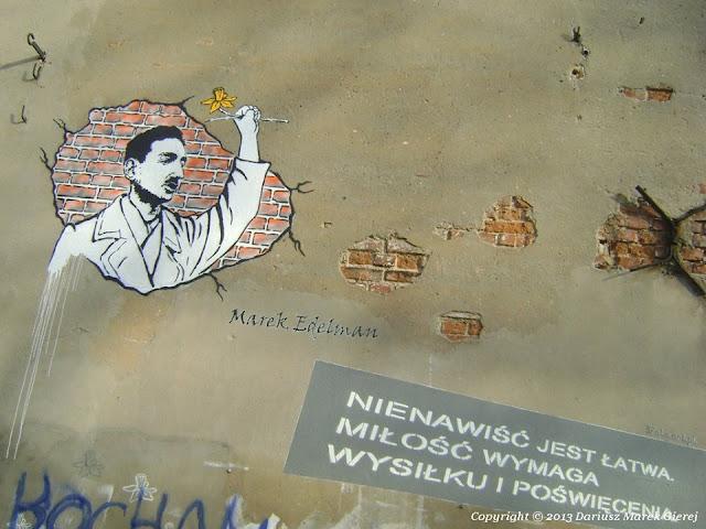 Marek Edelman fot Dariusz Marek Gierej
