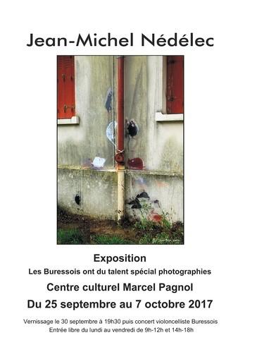 PHOTOGRAPHIE: Jean-Michel NEDELEC expose à BURES
