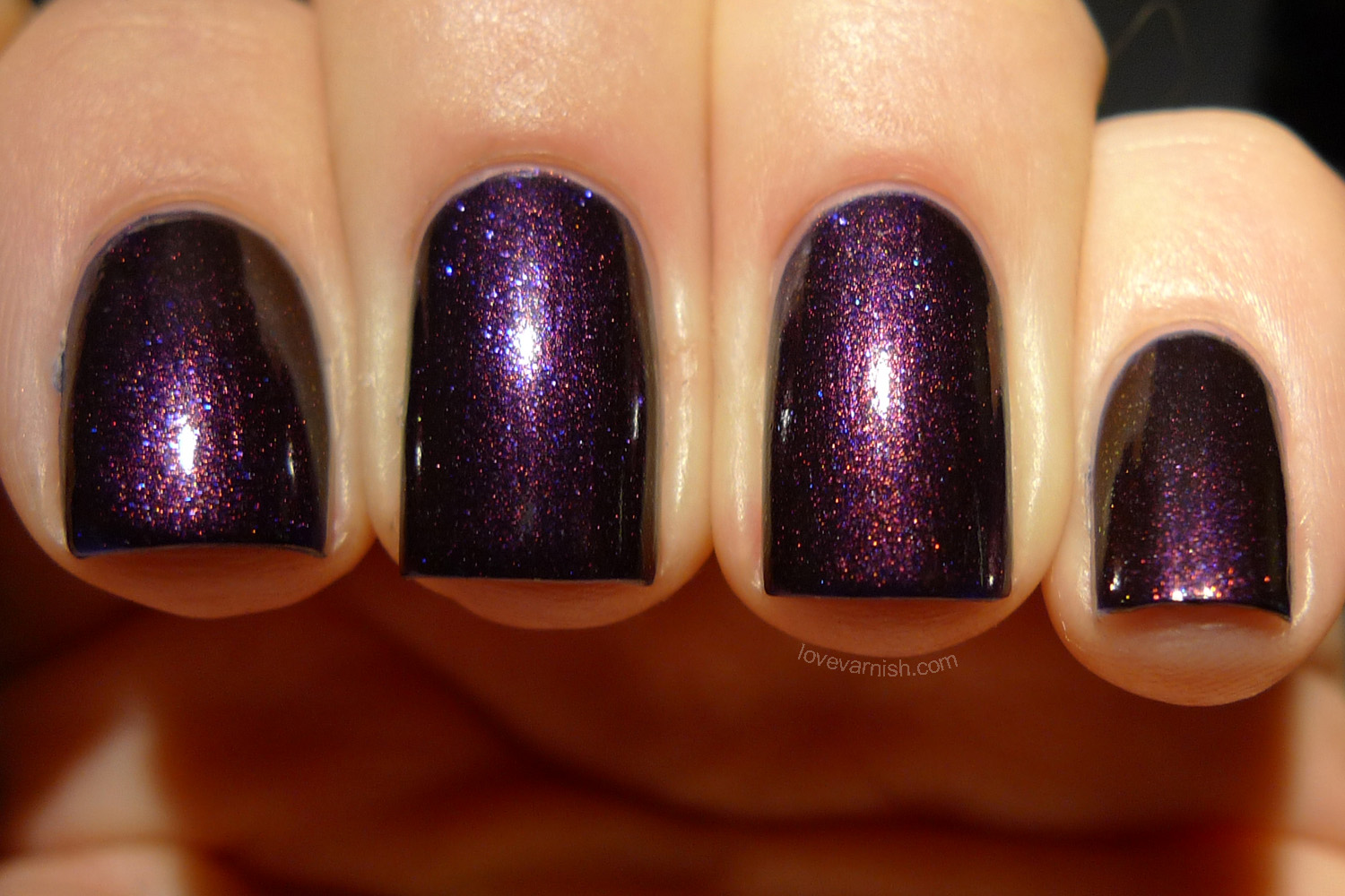 Chanel Taboo dupe comparison Kiko 497 Pearly Indian Violet