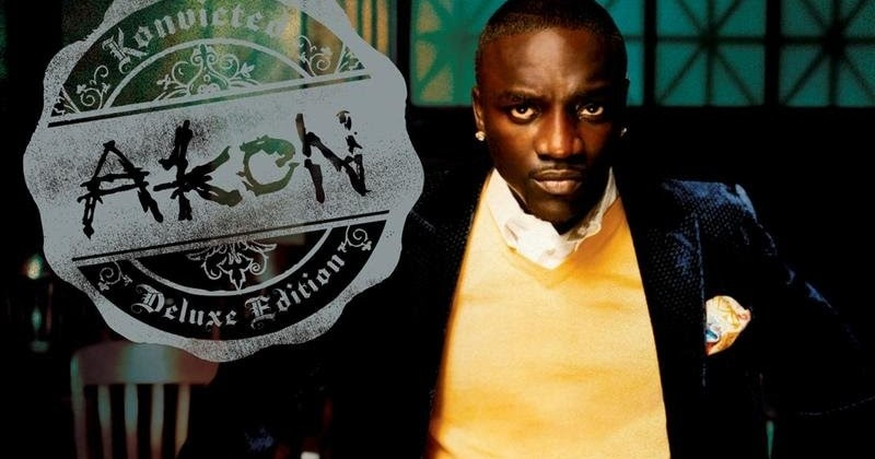 Best Songs In The World To Download : Akon Konvicted Album