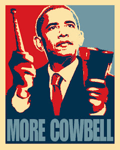 Obama: More Cowbell