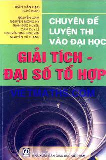 Chuyen De Ltdh phan Giai Tich va Dai So To Hop cua tran van hao