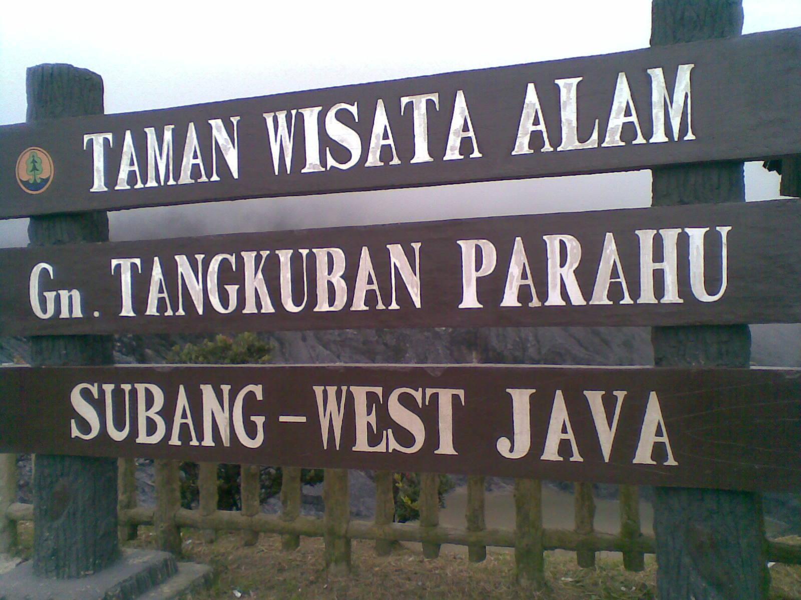 The Story of Sangkuriang and Tangkuban Perahu Mountain - Narrative Text