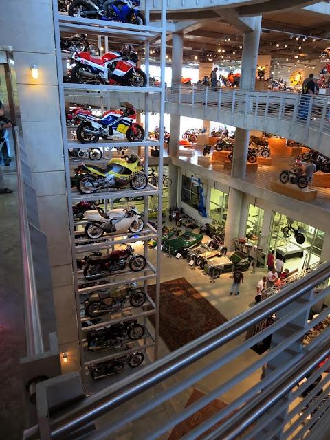 Barber Motorcycle Museum