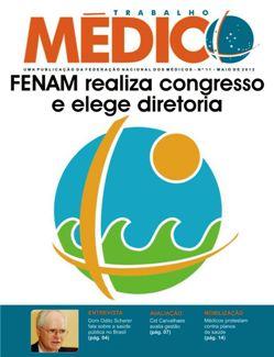 Confira a versão online da revista FENAM
