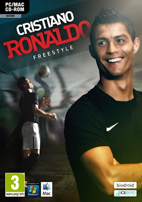 Download Game Cristiano Ronaldo Freestyle Soccer For pC