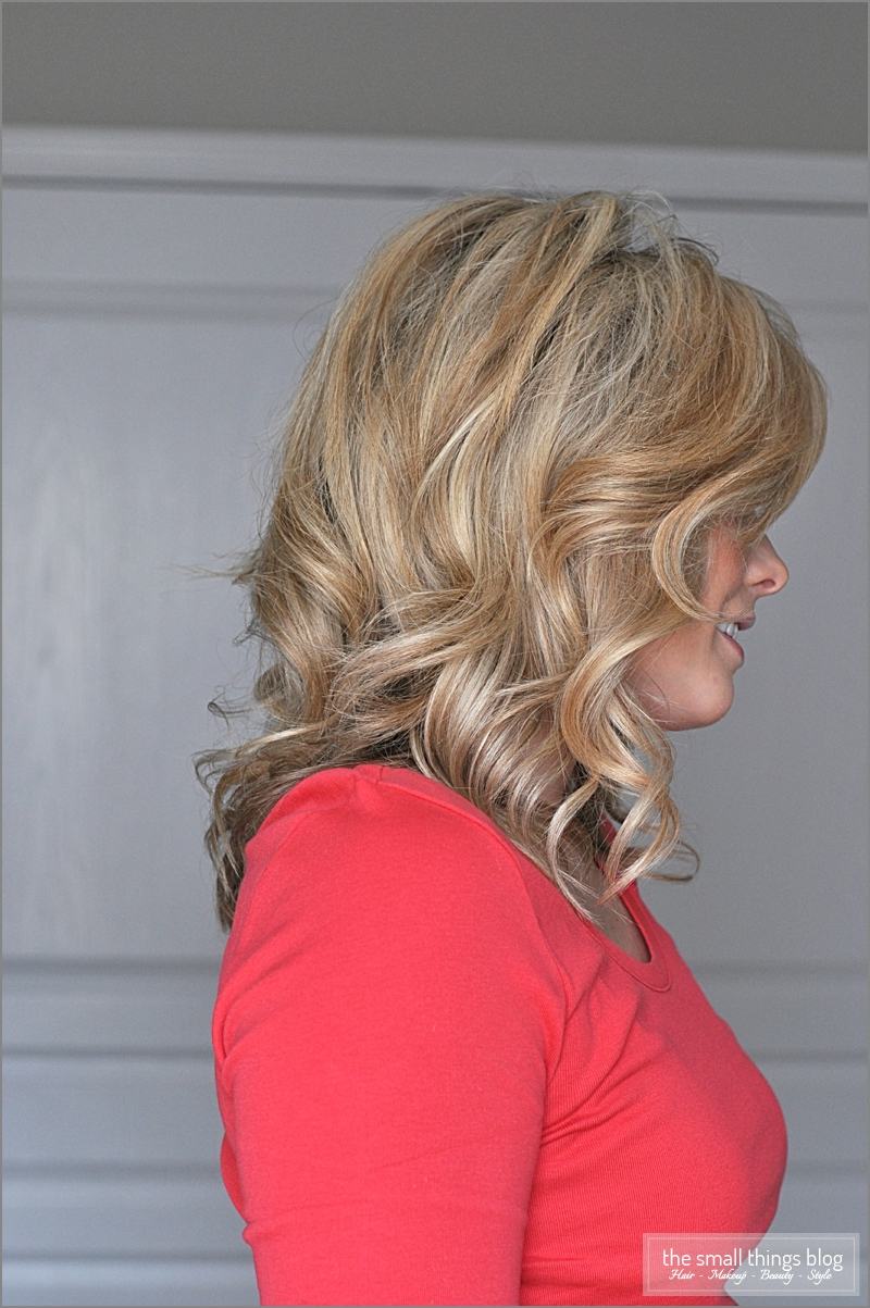 Emily Inspired Hair The Small Things Blog