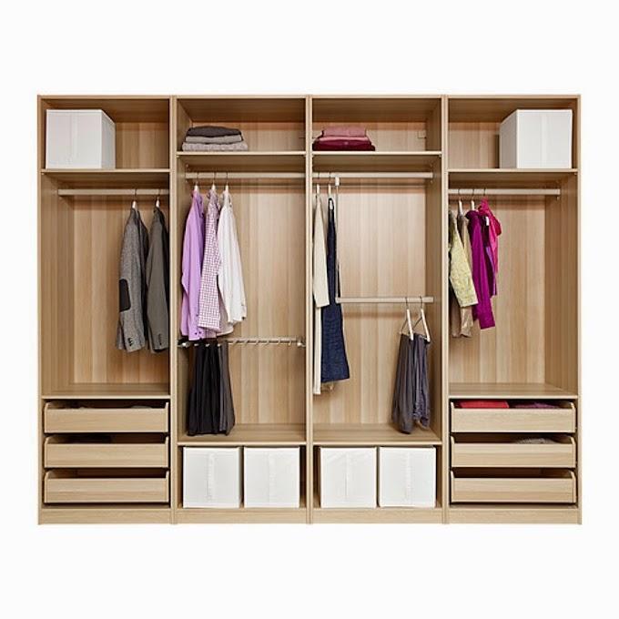 Organiza tu armario para este otoño