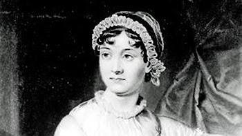 La escritora Jane Austen