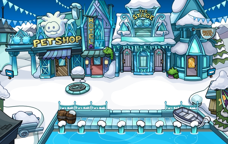 "Disney's Club Penguin is bringing the magic of ""Disney's Frozen"" to Club Penguin Island!"