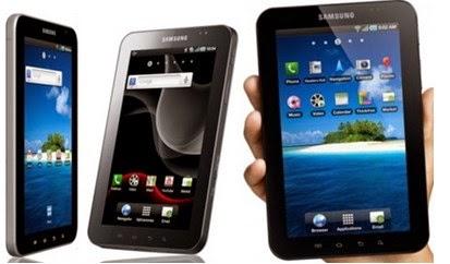 Daftar Harga Hp Samsung Galaxy TAB Baru dan Bekas
