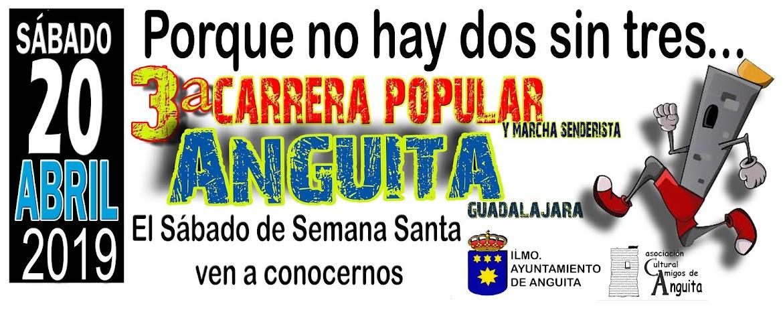 III CARRERA POPULAR ANGUITA 2019