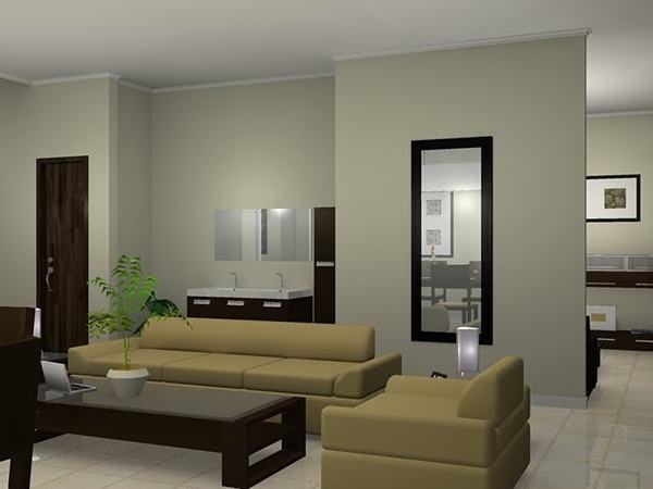 ... Contoh Desain Kursi Sofa Ruang Tamu Minimalis Modern Simpel Dan Cantik