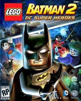 Game PC Lego Batman 2: DC Super Heroes