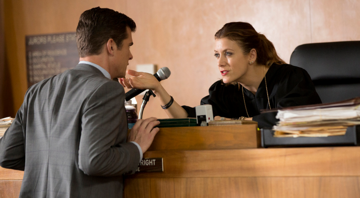 "Bad Judge - Pilot - Advance Preview : ""Addison Montgomery, What Are You Doing Here?"""