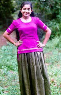 An Old Picture Kavya Madhavan