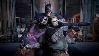 DOWNLOAD GAME Batman: Arkham City