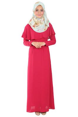 Poplook, Online shopping, Terbaru dari Poplook, What's New in Poplook, New dress, Jubah, Baju mengandung