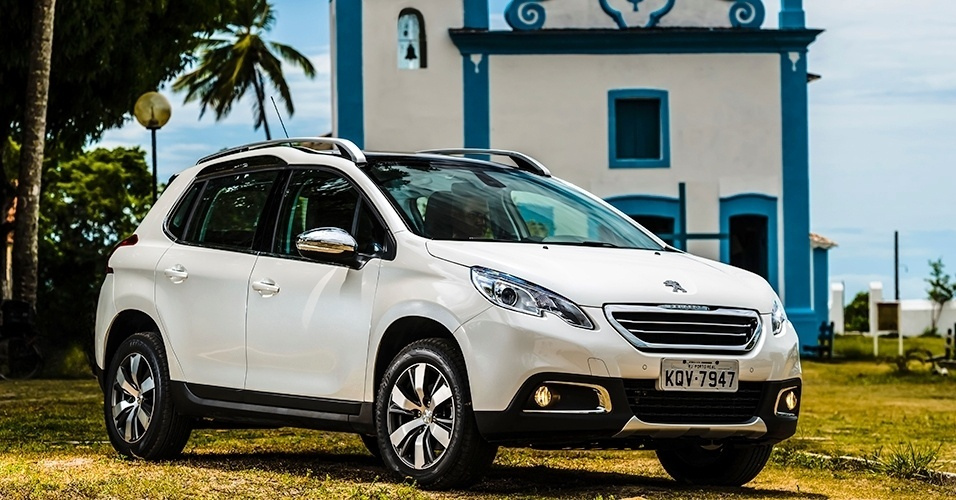 novo Peugeot 2008 2015