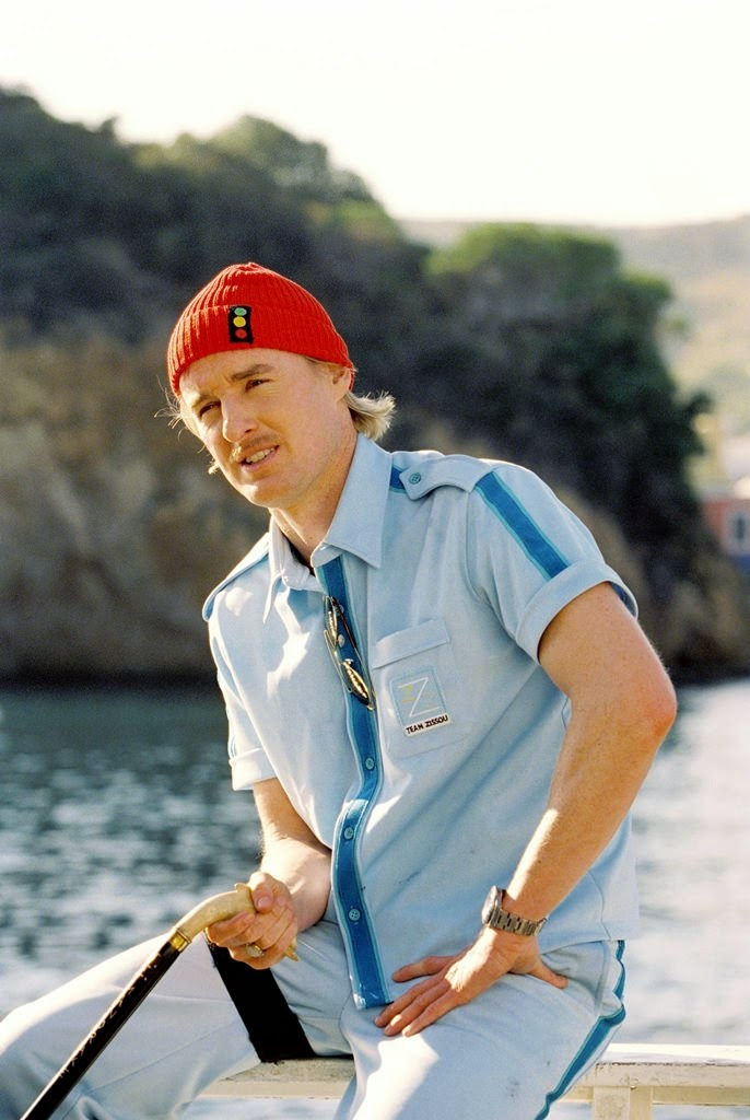 the life aquatic with steve zissou owen wilson