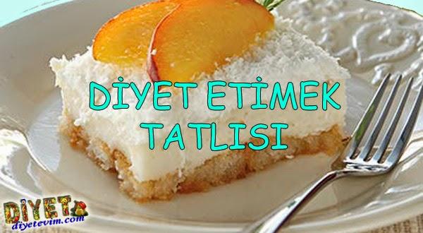 diyet tatlı tarifi