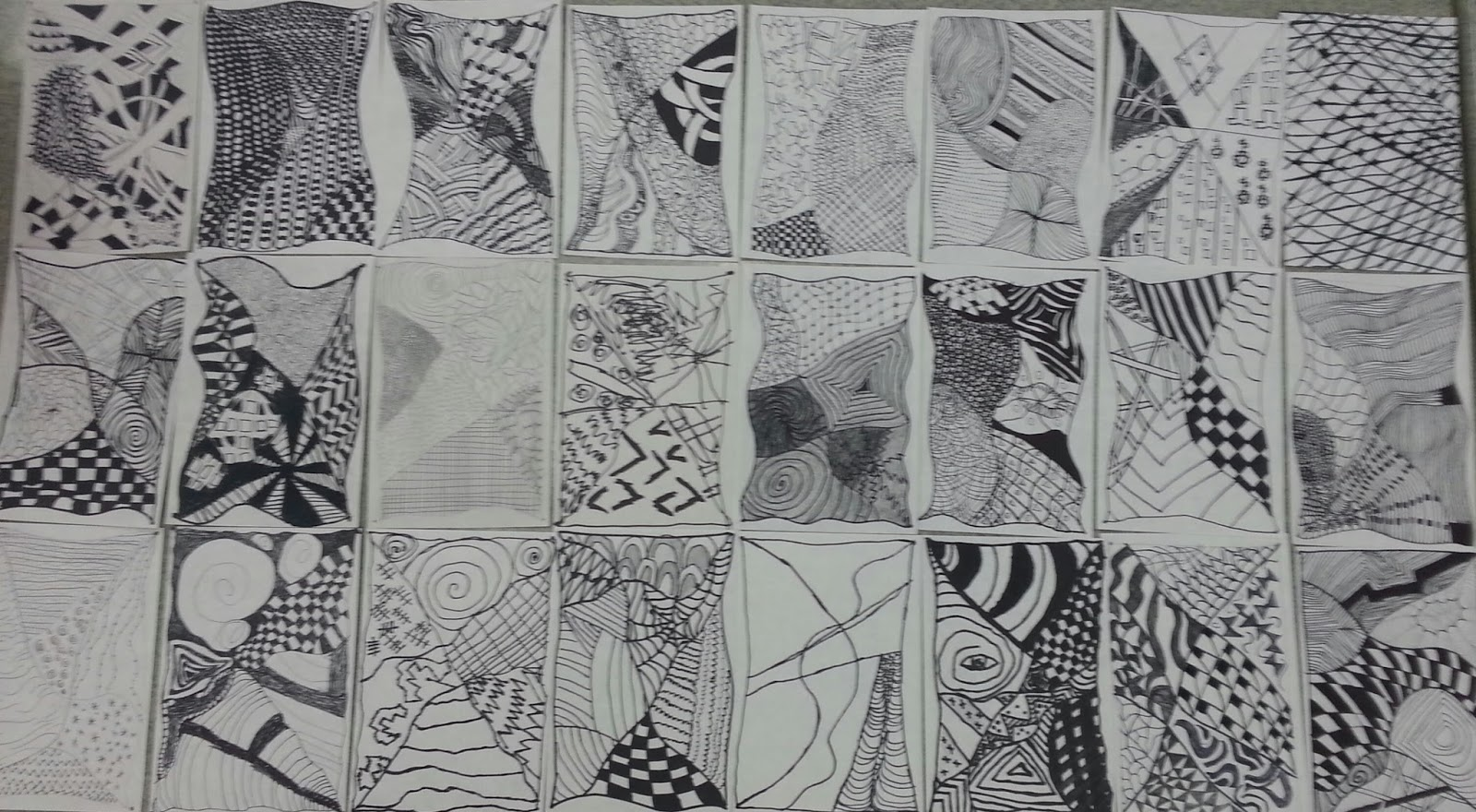 Official Zentangle Patterns Amazing Decorating