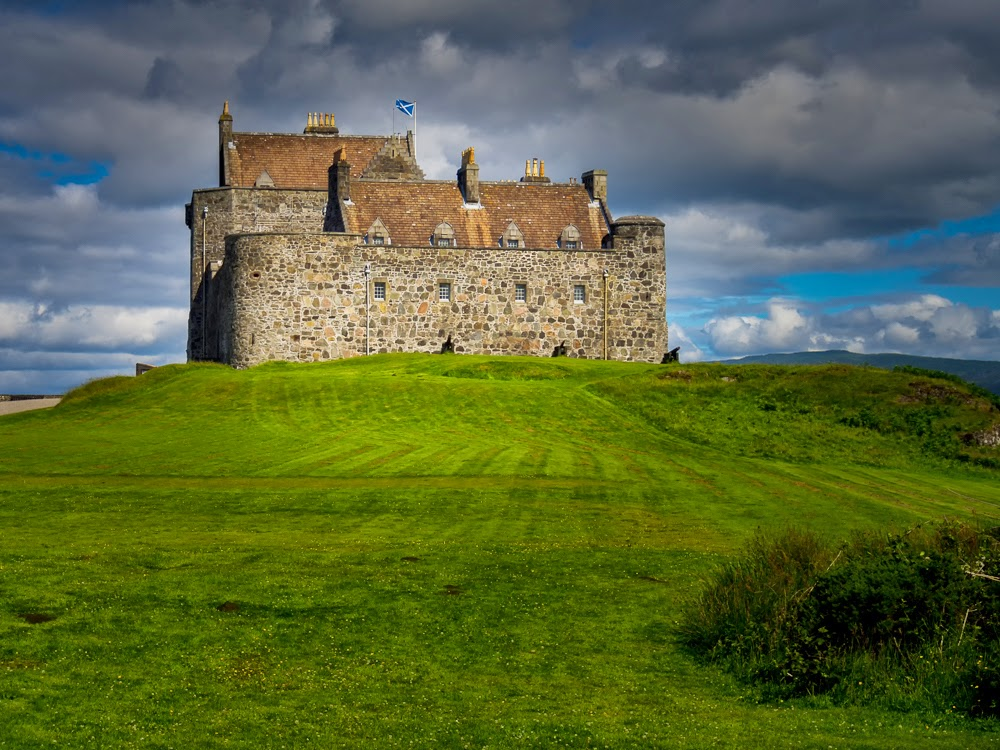 Photo of Duart castle