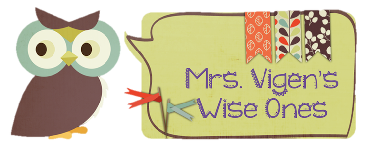 Mrs. Vigen's Wise Ones