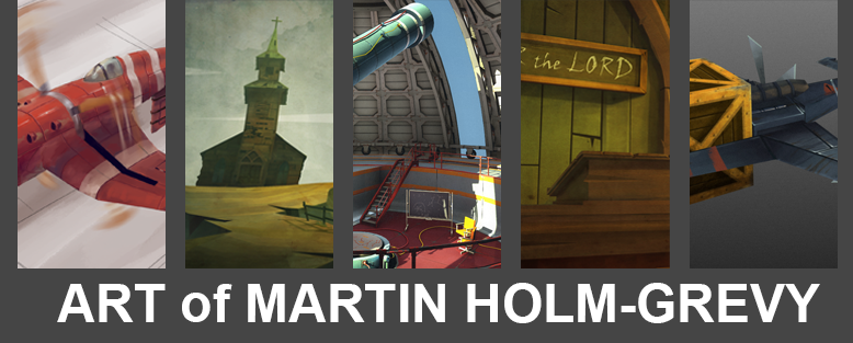 Martin Holm-Grevy